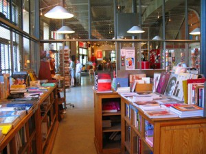 librairie lieu unique